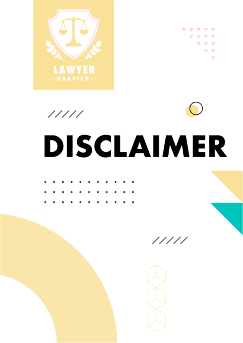 privacyterms.io disclaimer document